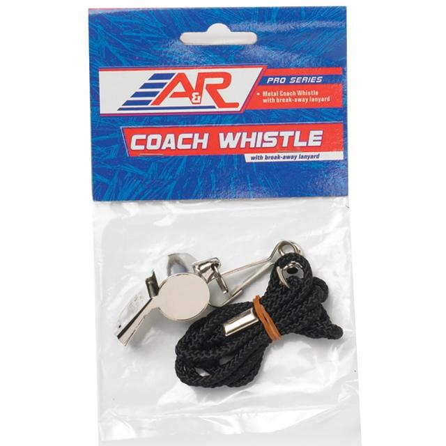 Свисток A&R Metal Coaches Whistle