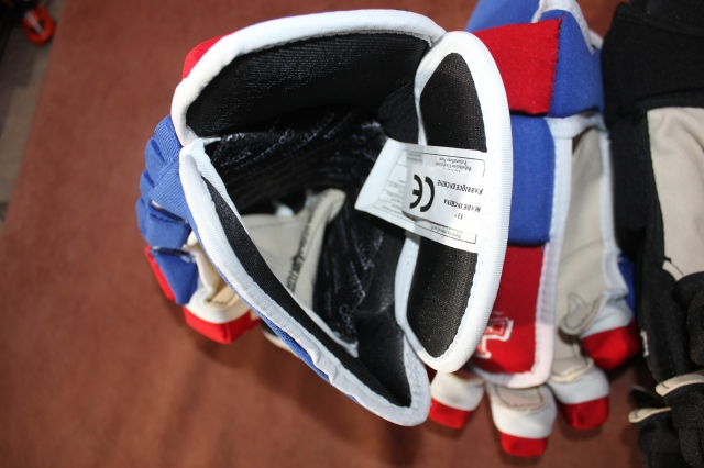 Перчатки Tron 80-90 SR