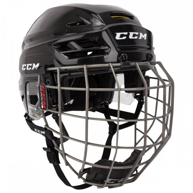 Шлем CCM TACKS 310 с решеткой