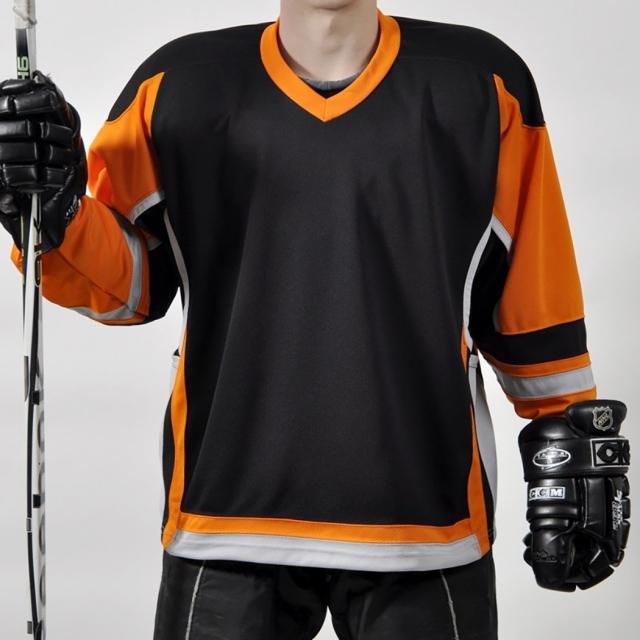 Свитер хоккейный тренировочный Firstar Stadium (Anaheim)