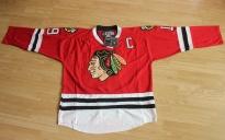 Свитер хоккейный профессиональный NHL CCM - Chicago Blackhawks