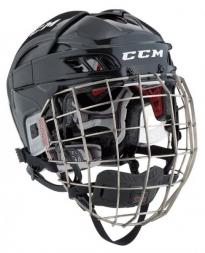 Шлем CCM FitLite Combo, с решеткой